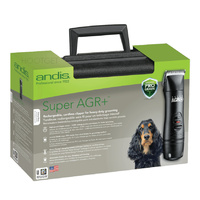 ANDIS Super AGR+ Rechargeable Dog Clipper