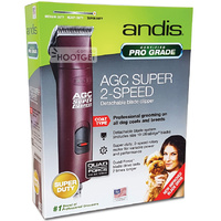 Andis Pro Clip Super Duty AGC2 2 Speed Clipper