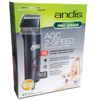 Andis Pro Clip AGC2 Professional 2-Speed Dog Clipper