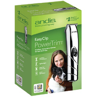 Andis EasyClip PowerTrim® Cordless Trimmer