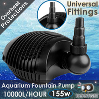 Submersible Water Marine Pump Pond Aquarium Fountain 10000LPH