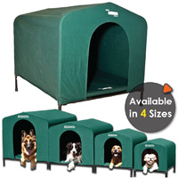 HoundHouse Original Canvas Dog Kennel