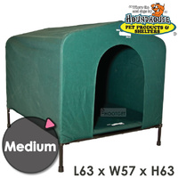HoundHouse Original Canvas Kennel Medium