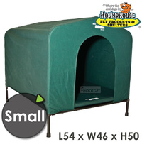 HoundHouse Original Canvas Kennel Small
