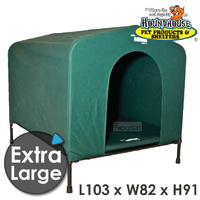 HoundHouse Original Canvas Kennel Extra Large