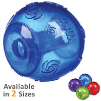 KONG Squeezz Ball - 3 Sizes / 4 Colours
