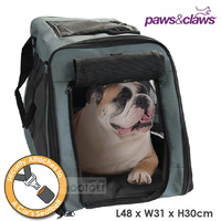 2 in 1 Pet Dog Cat Travel Carrier