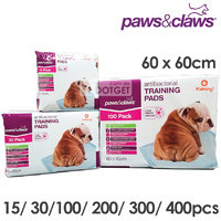 Paws and Claws Pet Dog Puppy Training Pad