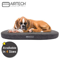 Purina Petlife Airtech Dog Mattress Charcoal