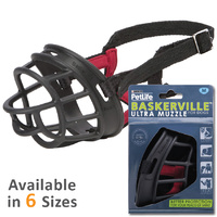 Purina Petlife Baskerville Muzzle - 6 Sizes