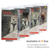 Purina Petlife CLIX Car Safe - 4 Sizes