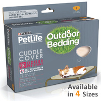 Purina Petlife Odour Resistant Cuddle Cover - 4 Sizes