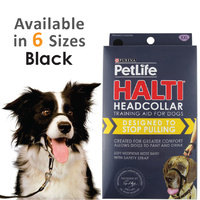 Purina PetLife HALTI Headcollar Black