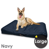 Purina Petlife Lounger Navy Large