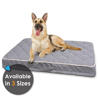 Purina Petlife Quilted Ortho Mattress Dog Bed - 3 Sizes