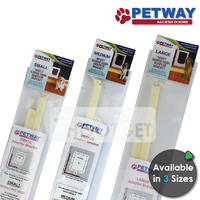 Petway Dog Door L Bracket - 3 Sizes
