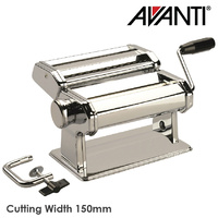 Avanti Stainless Steel Pasta Making Machine 150mm