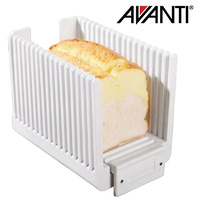 Avanti Bread Slicing Guide Loaf Toast Sandwich Cutter Slicer