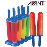 Avanti Twin Peaks Ice Block Moulds 4pcs Set