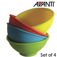 Avanti Silicone Mini Pinch Bowls Set of 4