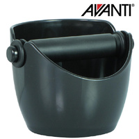 Avanti Coffee Knock Box Black