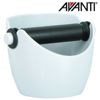 Avanti Coffee Knock Box Silver