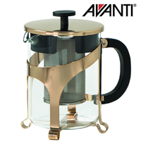 Avanti Contempo Ambassador Gold Tea Pot 600ml
