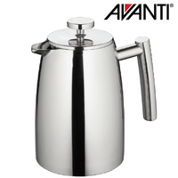 AVANTI Modena Twin Wall Coffee Plunger 1L 8Cup