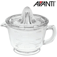 Avanti Glass Juicer with Measurements