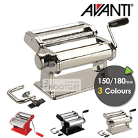 Avanti Stainless Steel Pasta Making Machine 150/180mm