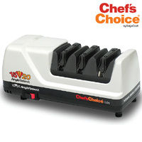 Chef's Choice 1520 Angle Select Knife Sharpener White