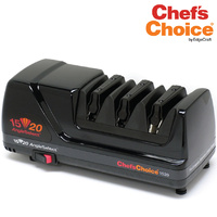 Chef's Choice 1520 Angle Select Knife Sharpener Black