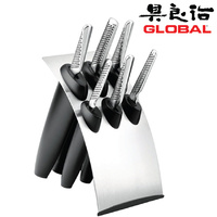 Global Millennium Knife Block 7 Piece Set