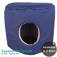 Superior Pet Goods Cat Igloo - 2 Sizes