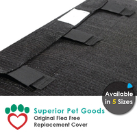 Superior Pet Goods Original Flea Free Dog Bed Cover