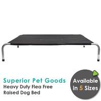 Superior Pet Goods Heavy Duty Framed Dog Beds
