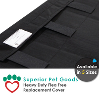 Superior Pet Goods Heavy Duty Framed Bed Cover