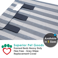 Superior Pet Goods Heavy Duty Dog Bed Cover