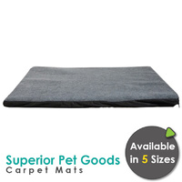 Superior Pet Goods Carpet Mats - 5 Sizes