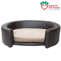 Superior Pet Goods Dog Bed Sofa Milan