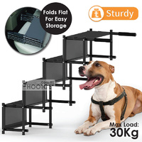 Dog Car Portable Step Stairs Ladder
