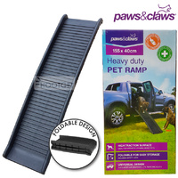 Heavy Duty Portable Non-Slip Pet Dog Ramp Step