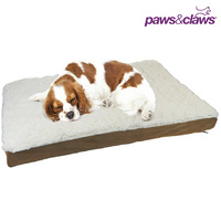 Paws & Claws Orthopedic Pet Dog Bed Mattress