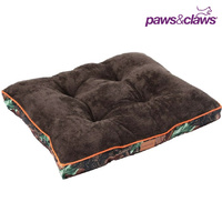 Large Camouflage Pet Dog Mattress Bed