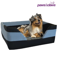 Highlander Oxford Dog Bed Basket