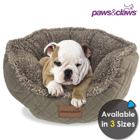 Sorrento Pet Puppy Dog Walled Bed