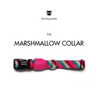 Zee.Dog Marshmallow Dog Collar - 3 Sizes