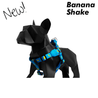 Zee.Dog Banana Shake Dog Harness - 2 Sizes