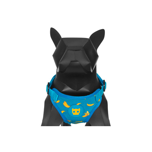 Zee.Dog Banana Shake Air Mesh Dog Harness - Small