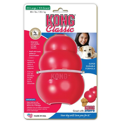 KONG Classic Stuffing Dog Toy - XXL